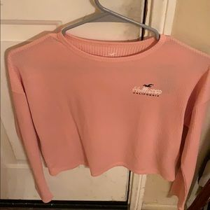Hollister Crop Top Sweater